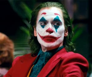 aesthetic, batman, and joker image