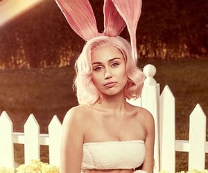 miley cyrus and easter image