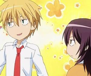 couple, anime, and boy image