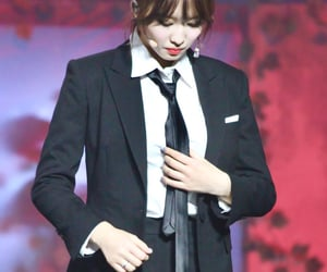 kpop, suit, and momo image