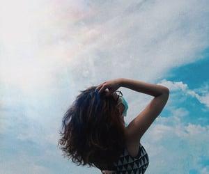 girl, idea, and photo image
