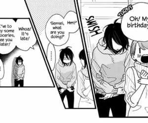 manga, fumi oono, and shoujo image