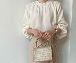 chic, coffee, and cream image