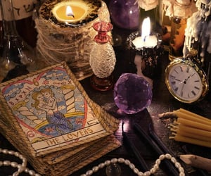 fantasy, witch, and witchcraft image