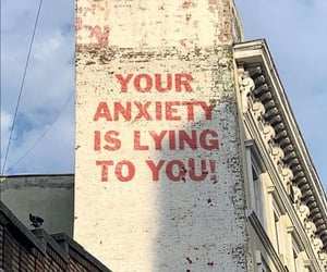 quotes, anxiety, and words image
