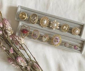 flowers, jewelry, and accessories image