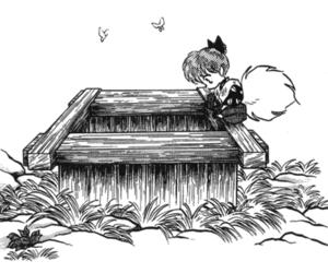 manga, inuyasha, and shippou image