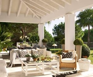chilling, outdoor living, and furniture image
