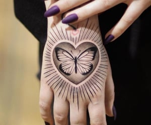 art, awesome, and butterfly image