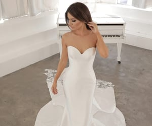 Dream, dress, and wedding day image