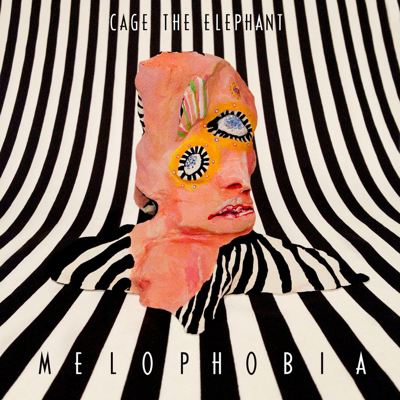 cage the elephant, music, and melophobia image
