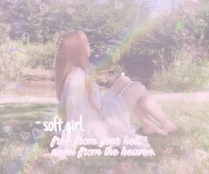 soft, pink theme, and soft girls image