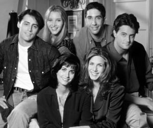 friends, f.r.i.e.n.d.s, and chandler image
