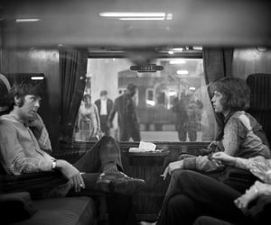 mick jagger, Paul McCartney, and the beatles image
