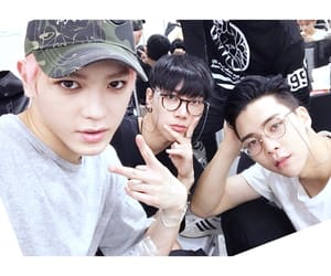 ten, johnny, and taeyong image