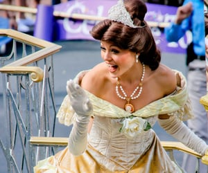 disney world, Walt Disney World, and beauty and the beast image