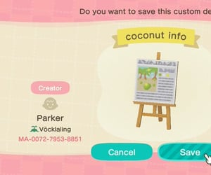 animal crossing, qr, and acnh image