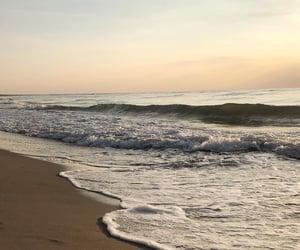 beach, car, and heart image