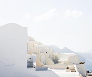 Greece, white, and sky image