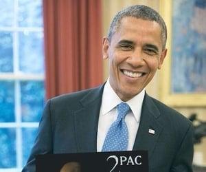 barackobama, president, and thepresident image