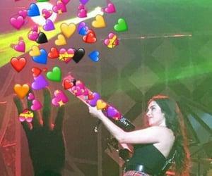 affection, lauren jauregui, and hearts meme image