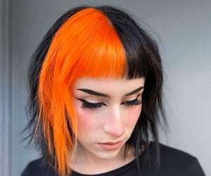 hairstyle and makeup image