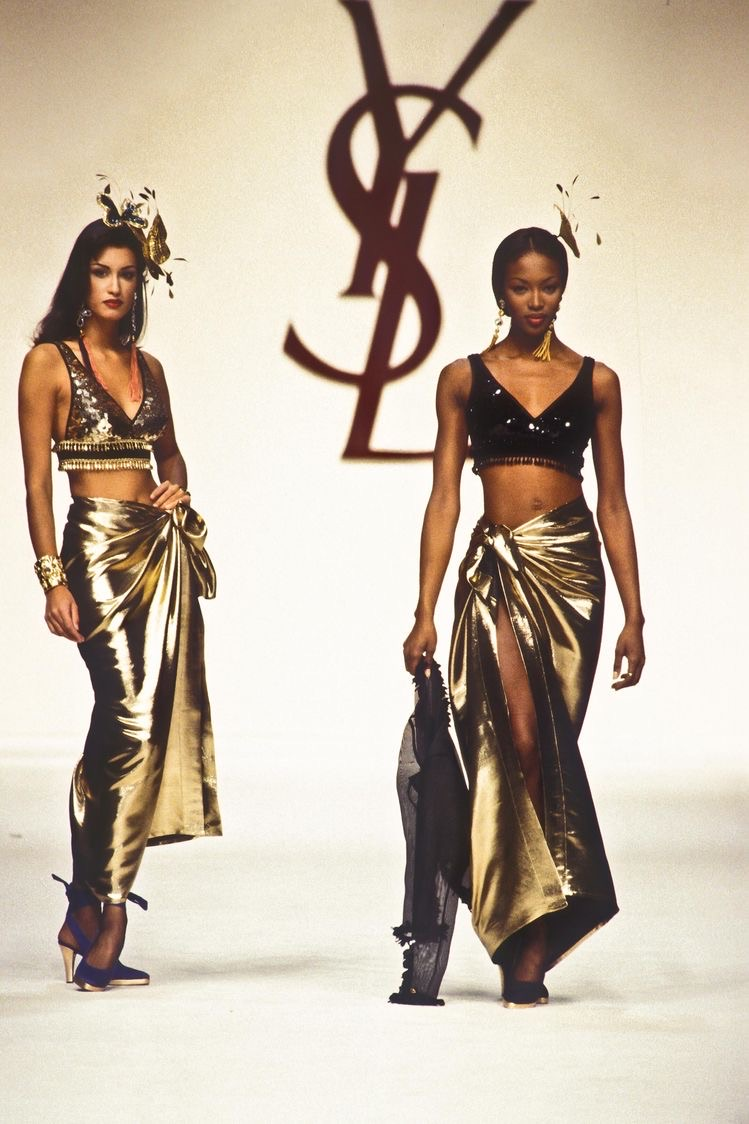 gold, haute couture, and model image