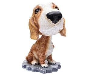 gifts for dog lovers, gift for dog lover, and basset hound gift image