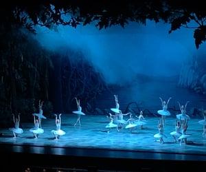 ballet, black swan, and dance image