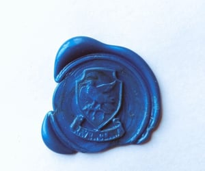 ravenclaw, blue, and harry potter image