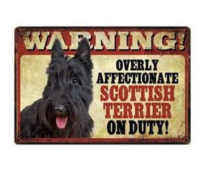 gifts for dog lovers, dog lover gifts, and scottish terrier gifts image