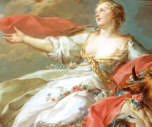 painting, 18th century, and art image
