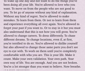 inspirational, life, and motivation image