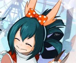 anime, couple, and anime couple image