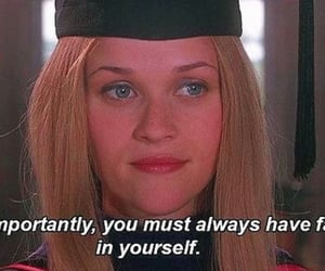 elle woods and legally blonde image