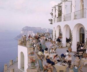 capri, italy, and summer image