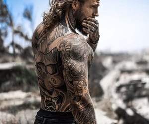 sexy, tattoo, and kevin creekman image