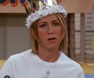 friends, tv show, and Jennifer Aniston image