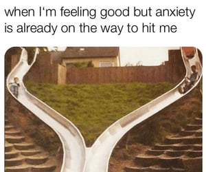 accurate, anxiety, and fail image