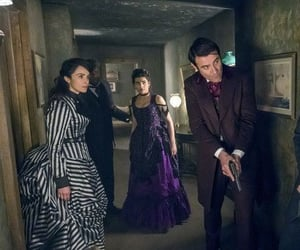 timeless, tv series, and netflix image