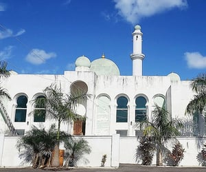 bahamas, mosque, and nassau image