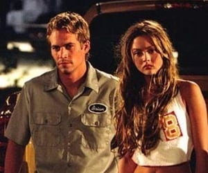brian, paul walker, and fast and furious image