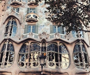 architecture, Barcelona, and weheartit image