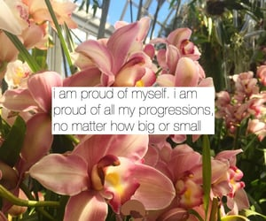 affirmation, self love, and facts image
