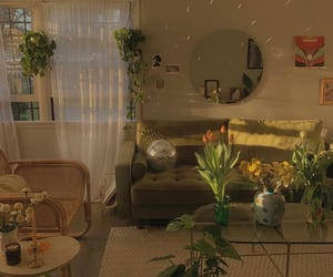 apartment, living room, and aesthetic image
