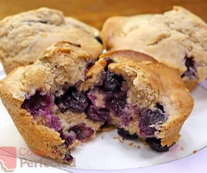 article, baking, and muffins image