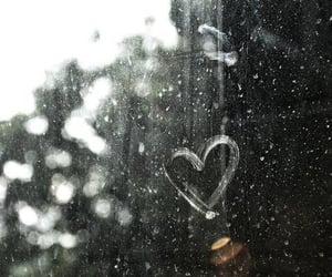 beautiful, дождь, and мода image