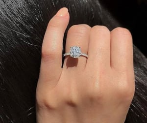 diamond and girl image
