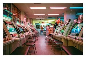 80s, analog, and arcade image