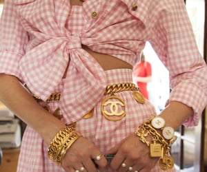 aesthetic, outfit, and chanel image